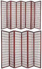 Shoji Screen Room Divider by 6 Panel Room Divider Ebay
