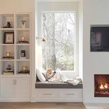 Bookshelf Seat Electric Fireplace With Bookshelves Open Travel