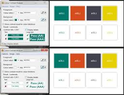 Best Website Color Schemes by Tips To Create An Accessible And Contrasted Color Palette