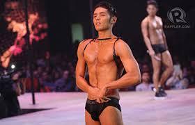 Richard Gutierrez Bench Events Bench The Truth Denim And Underwear Show