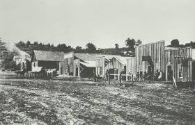 living at big bend during the 1880s