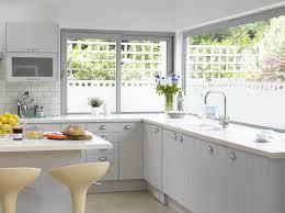 Garden Window Treatment Ideas Kitchen Window Treatment Ideas Tutorial How To Make A Nosew Diy