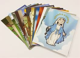 catholic prayer cards for pack of 15
