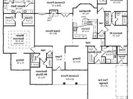 25 1 story house plans with basement 2 story house floor plans