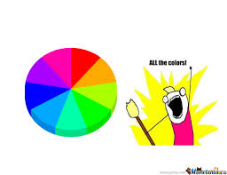 Colors Meme - all the colors by milozzy1 meme center