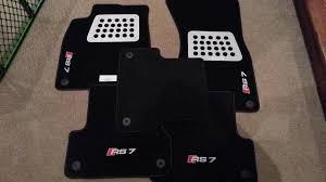 genuine audi a4 car mats rs7 floor mats audiworld forums