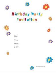 birthday invitation templates 12 photos of the kids birthday