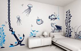 Home Interior Wall Painting Ideas Modern Wall Painting