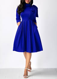 dress pic knee length casual dresses with competitive prices online