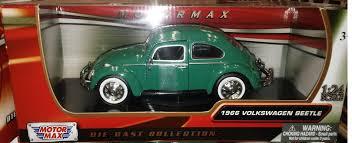 dark green volkswagen world famous classic toys diecast vw volkswagen beetle vw