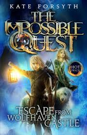 kate forsyth the impossible quest