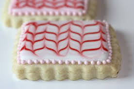 How to Marble Royal Icing CakeCentral