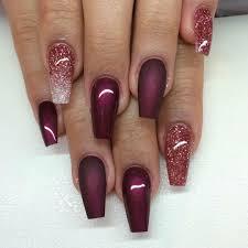 black cherry nail art nails art mania