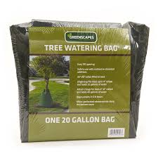 shop greenscapes watering bag at lowes com
