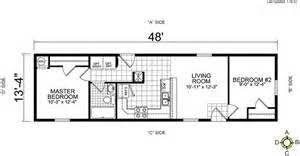 Single Wide Mobile Home Floor Plans 2 Bedroom Stylish And Peaceful Single Wide Mobile Home Floor Plans 14 X 52