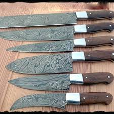 handmade kitchen knives uk damascus steel kitchen knives for steel kitchen knives 45 damascus
