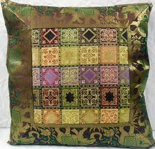Brocade Home Decor Checked Brocade Home Décor Pillows Ebay
