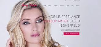 Makeup Artist Websites Stacey Fletcher Makeup Artist Makeway U0026 Co