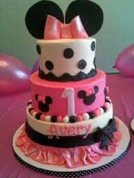 image result for minnie mouse buttercream cake mini and mickey