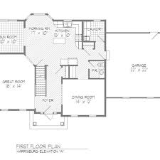 traditional colonial house plans colonial open floor plans colonial house floor plans colonial open