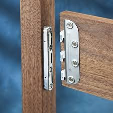 Bed Frame Joints Bed Frame Bracket Best 25 Bed Frame Rails Ideas On Pinterest Wood