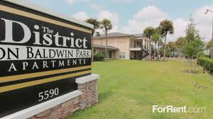 district on baldwin park apartments for rent in orlando fl
