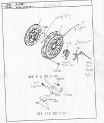 i am installing a new clutch in a 4wd isuzu rodeo how do i