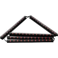Red Led Light Bars by Auto Drive Tailgate Truck Led Light Bar Red Walmart Com