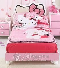 Best Tempat Tidur Anak Images On Pinterest Hello Kitty Lofted - Hello kitty bunk beds