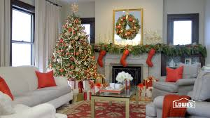 christmas decorating for living room with grand design futuristic