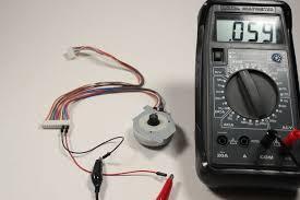 arduino 6 wire stepper motor tutorial 4 steps