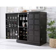 Victuals Bar Cabinet Serve Your Guests In Style With A Bar Cabinet From Crate And
