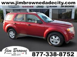wrench light on ford escape used 2012 ford escape in dade city fl stock 857007a