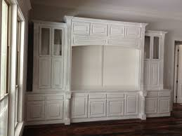 Shabby Chic Entertainment Center by Bookcase Cabinet With Fluted Moulding Google Search Alcove