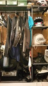 motocross gear near me this is my gear rack fits my entire motorcycle wardrobe except my