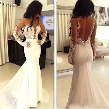 Fitted Wedding Dresses Lace Wedding Gowns Mermaid Bridal Dress Fitted Wedding Dress