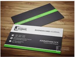 10 beautifully designed free small business card templates