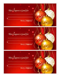 best 25 free printable gift certificates ideas on pinterest