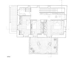 Upside Down Floor Plans Q House Upside Down On The Hillside Linearama Architects