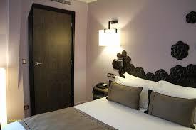 Chambre Ado Fille Noir Et Porte Interieur Avec Applique Murale Design Pour Chambre Unique