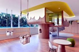The Interior Design Of A New Learning Center Promotes Learning - Learn interior design at home