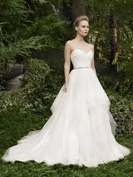 casablanca bridal style 2264 rosette casablanca bridal