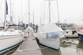 Houseboat Rental Near Los Angeles Touring The 200 Square Foot Sailboat One New York Couple Calls