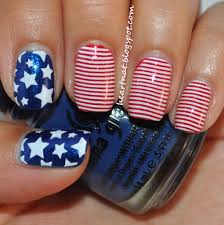 fun 4th july nail designs to draw inspiration from