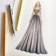 gown designs gown designs by eris showcase fashion illustrators skill