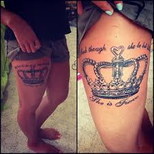 crown tattoo for women google search tattoooooooos u003c3