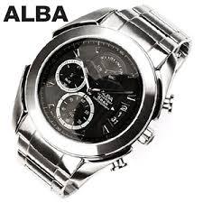 Jam Tangan Alba Pria jual alba chronograph as6047x1 original jam tangan pria jam