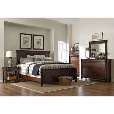 aryell panel bedroom set by broyhill high point discount furniture