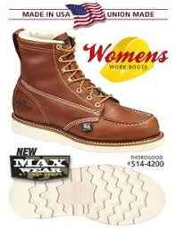 womens boots made in america thorogood union made work boots made work