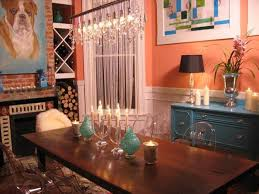 Paint Schemes For Bedrooms How To Use Orange And Blue Color Schemes For Modern Interior
